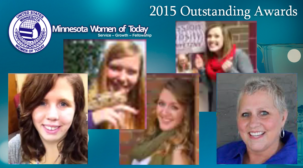 2015 Outstanding Awards Honorees