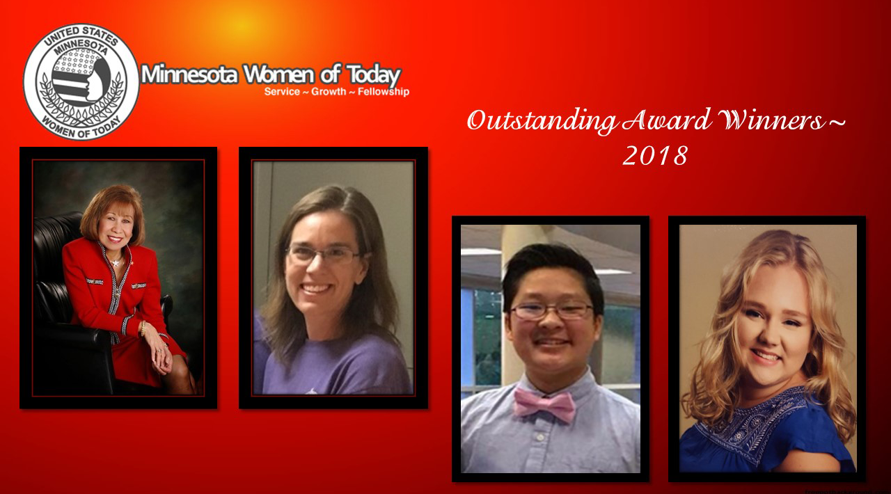 2018 Outstanding Awards Honorees