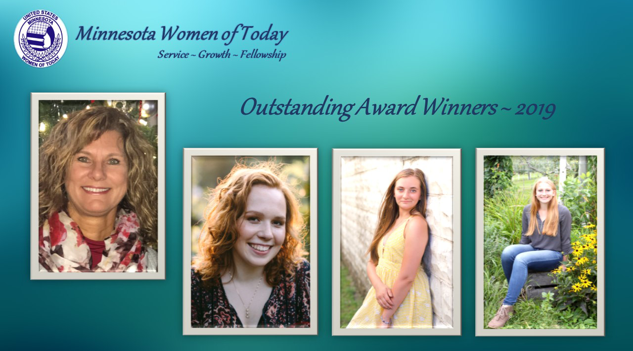 2019 Outstanding Awards Honorees
