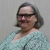 Barb Zeroth, Chapter Management Vice President